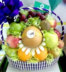 Giỏ trái cây nhập khẩu G10