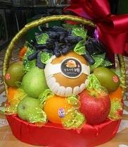 Giỏ trái cây nhập khẩu G11