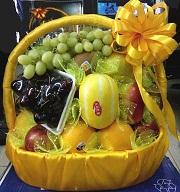 Giỏ hoa quả nhập khẩu G15