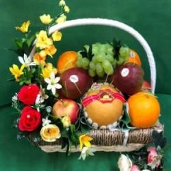 Giỏ trái cây Quận 5Traicaygio.com【Ấn tượng - Tươi ngon】