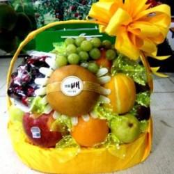 Giỏ trái cây Quận 10 Traicaygio.com【Trang trọng - Bổ dưỡng】
