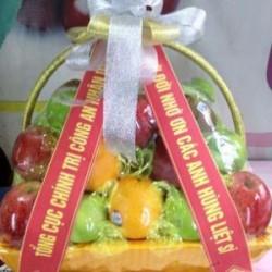 Giỏ trái cây Quận Tân PhúTraicaygio.com【Chất lượng- Miễn ship】