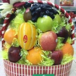 Giỏ trái cây Quận 7Traicaygio.com【Nhập khẩu– Thiết kế đẹp】