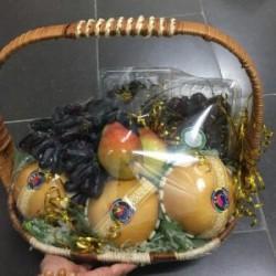 Giỏ trái cây Quận 11 Traicaygio.com【Mẫu đẹp - Tươi ngon】