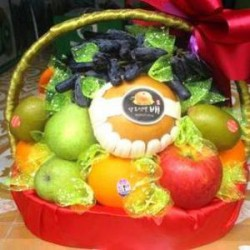 Giỏ trái cây Quận 4Traicaygio.com【Đadạng - Cao cấp】