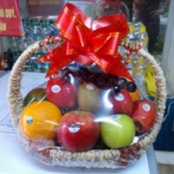 Giỏ trái cây Quận 2Traicaygio.com【Cao cấp - Miễn ship】