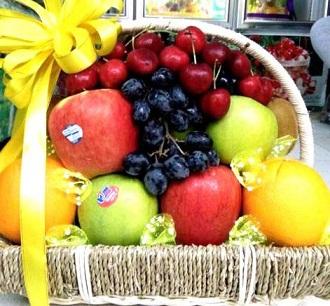 trái cây nhập khẩu quận 3
